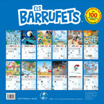 Calendari Barrufets 2021